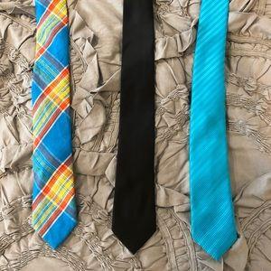 3 Neckties